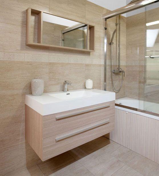 koupelnová skříňka s umyvadlem T 1000