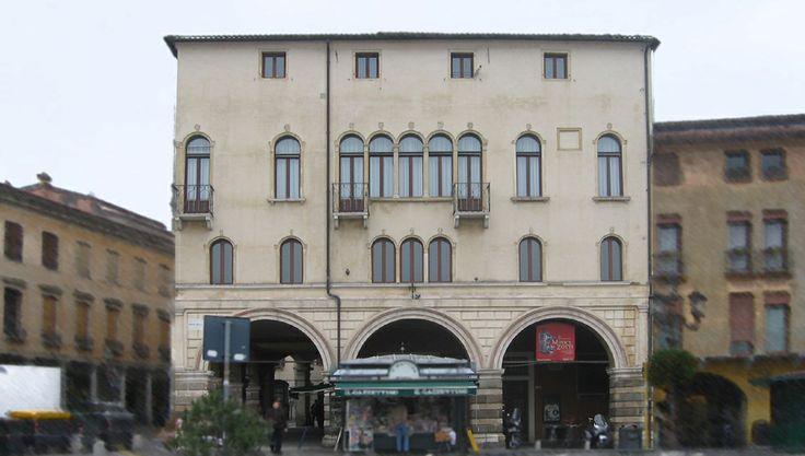 Prato della Valle nel Provincia di Padova, Veneto
