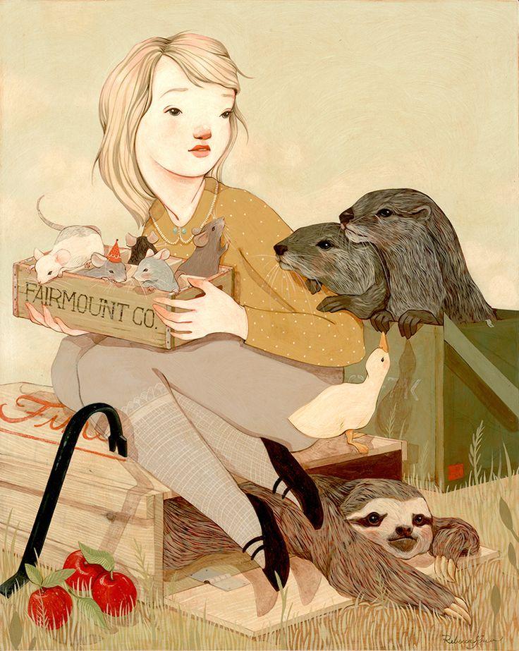 Fairmount by Rebecca Green