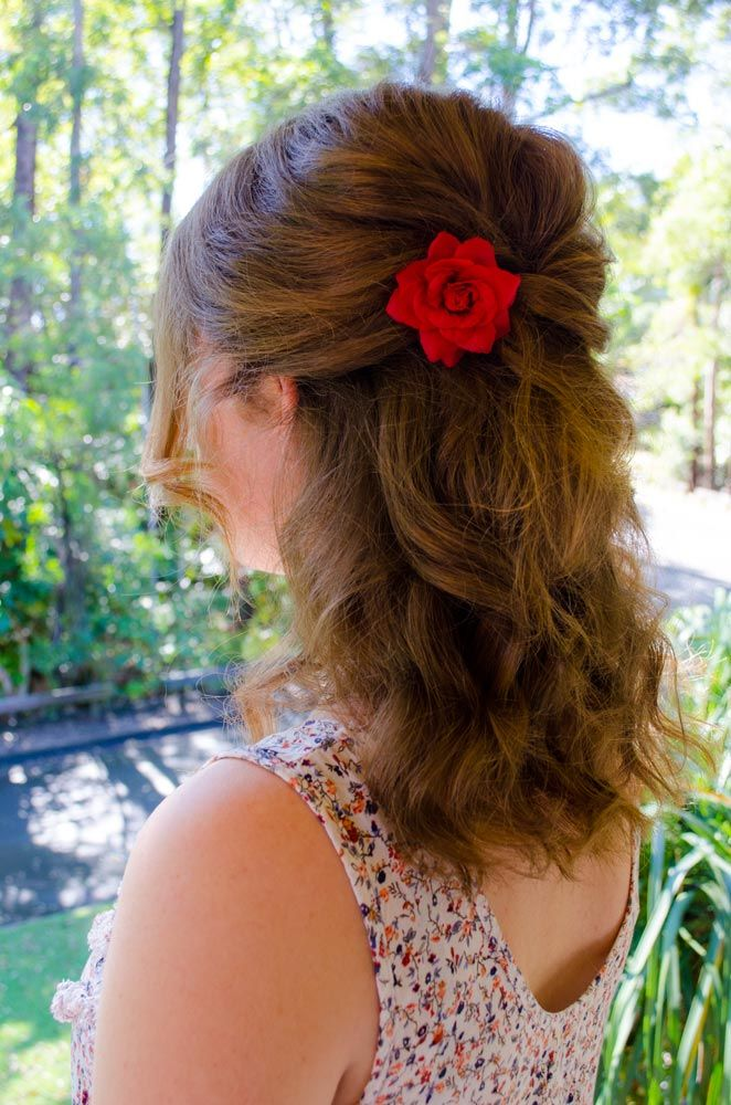 Brigitte Bardot - Formal or wedding hair style
