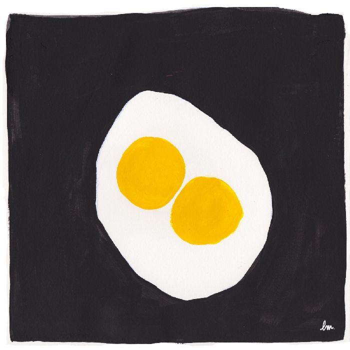 Léa Maupetit - double yolk