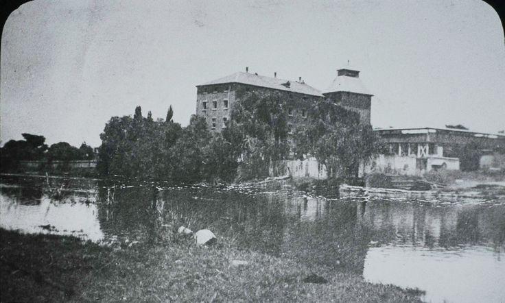 Byrnes Mill Parramatta River Parramatta Heritage Centre Collections LSP00186