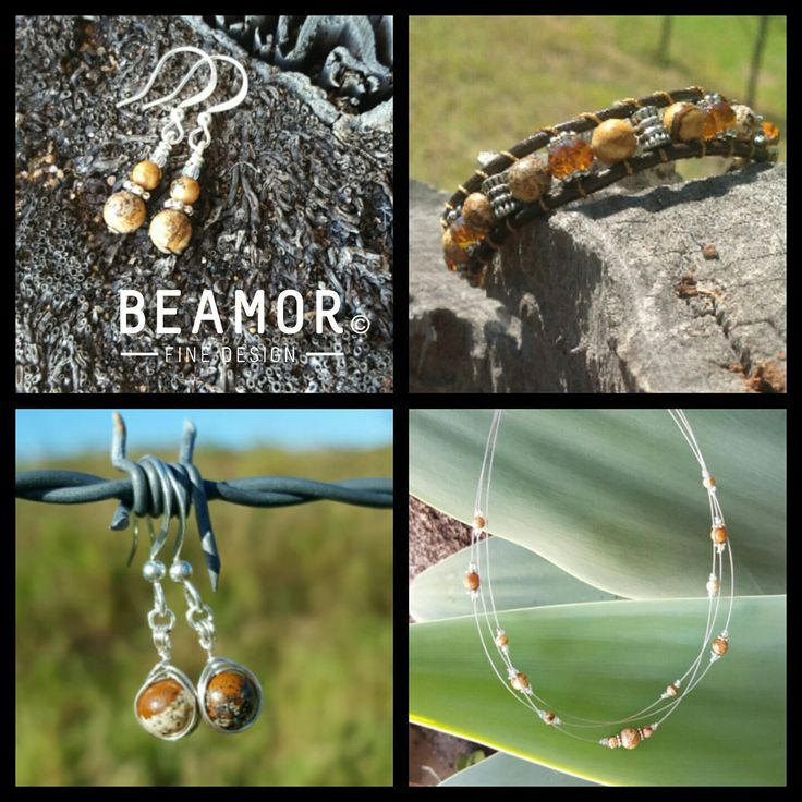 Picture Jasper is a nurturing stone with strong connections to Mother Earth. Helpful in alleviating anxiety, stress and fear with its protective qualities. We have a great range of designs to work Picture Jasper into, or contact us for a custom design