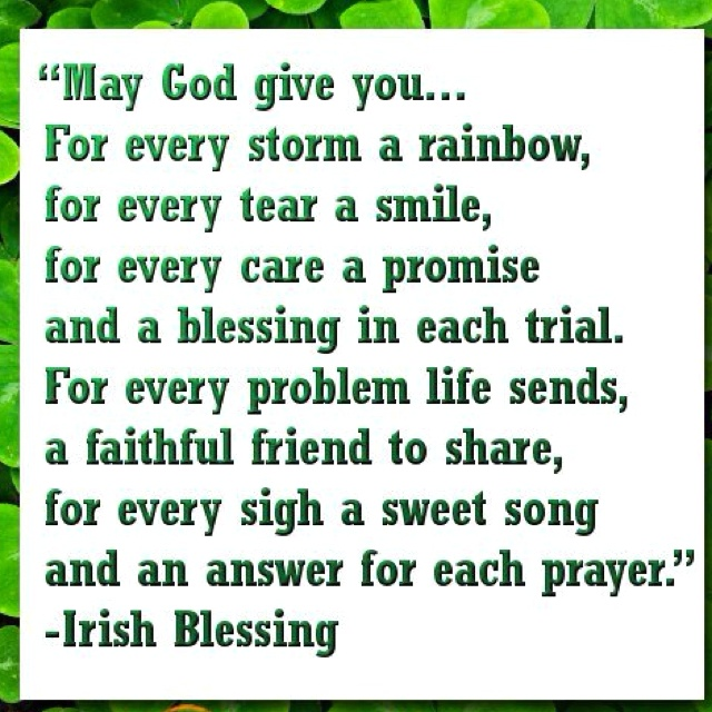 Irish Sayings On Friendship