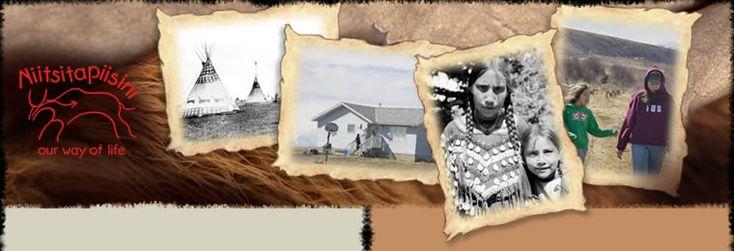 Virtual field trip to Glenbow Museum - Blackfoot