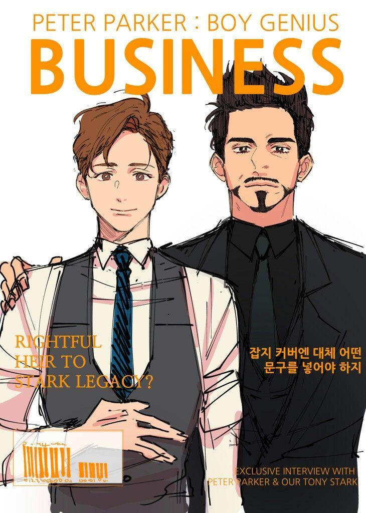 The family business   Genus billionaire playboy philanthropist Tony