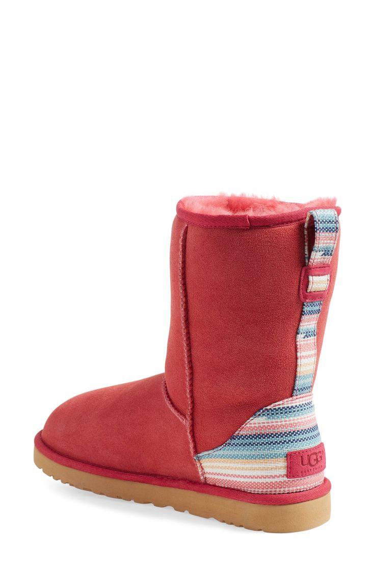 ugg boots Classic Mini II gul