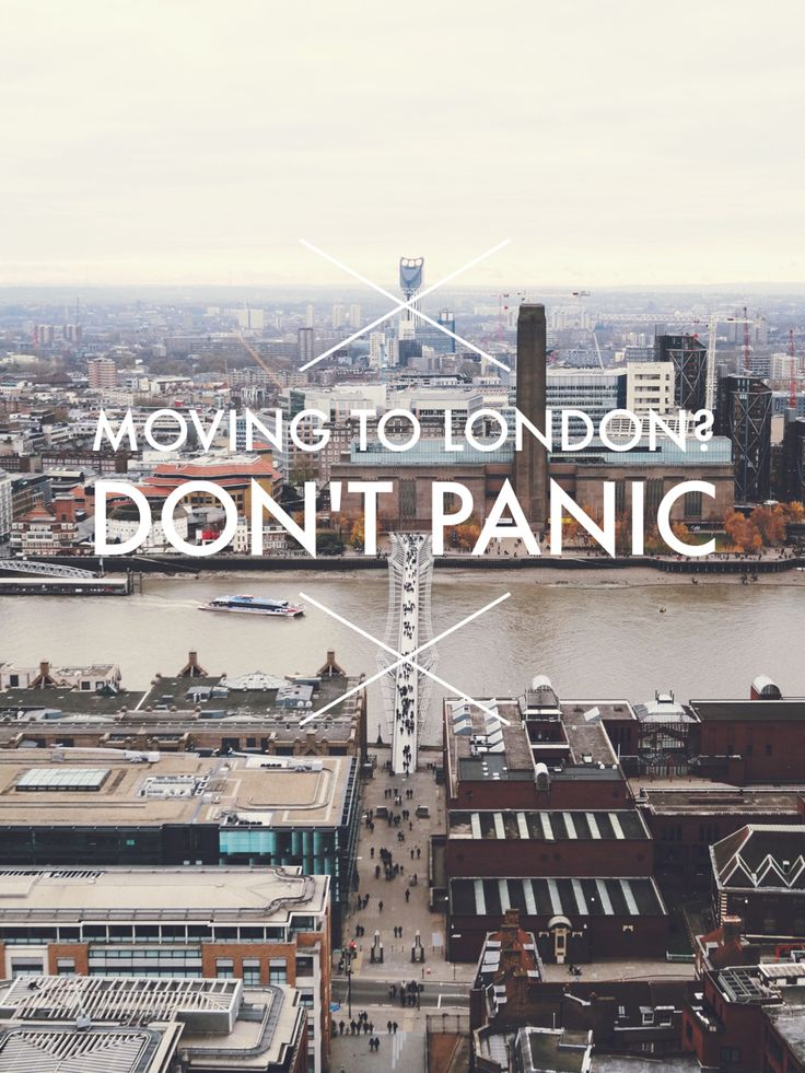 If you are thinking about moving to London DONT PANIC. This is my no bullshit guide to living in London.