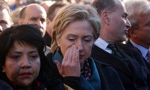 Clinton was one of the most powerful voices warning of an impending health…