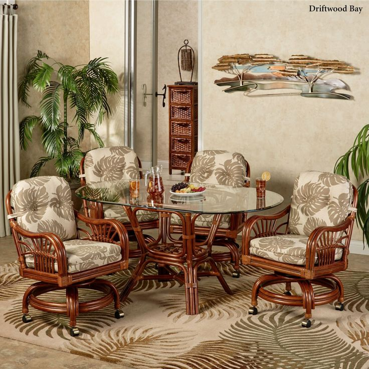 Best 25 Tropical Dining Chairs Ideas On Pinterest  Tropical Inspiration Tropical Dining Room Chairs Inspiration