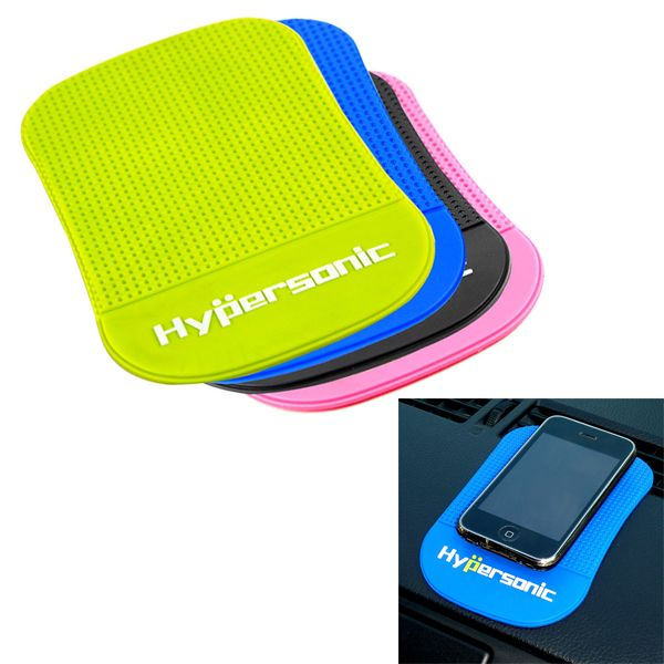 100*150mm Hypersonic Concave Dot Non-slip Mat Anti-slip Pad Black Pink Blue Green HP-2720