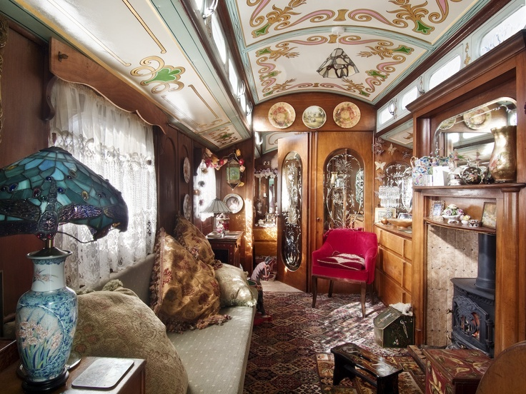 1000 Images About Showman S Caravan On Pinterest Gypsy