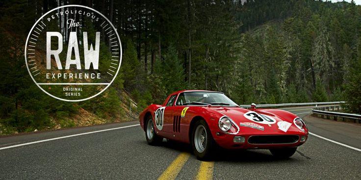 La plus belle vidéo d'une Ferrari 250 GTO en caméra embarquée