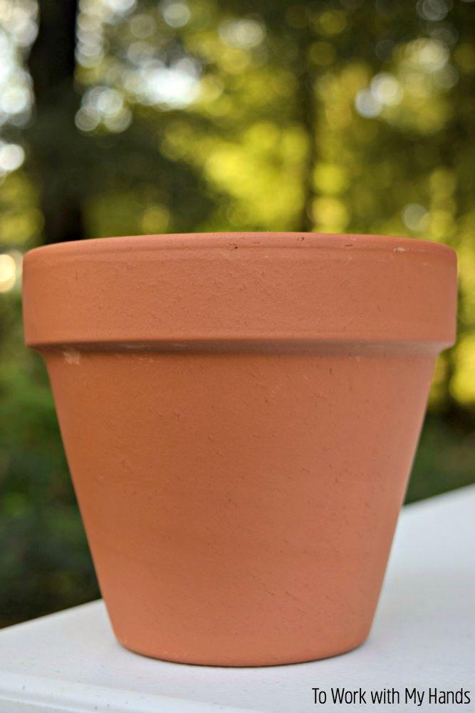Dress Up Those Plain Terra Cotta Pots Terracotta Pots Terracotta Flower Pots Painted Clay Pots