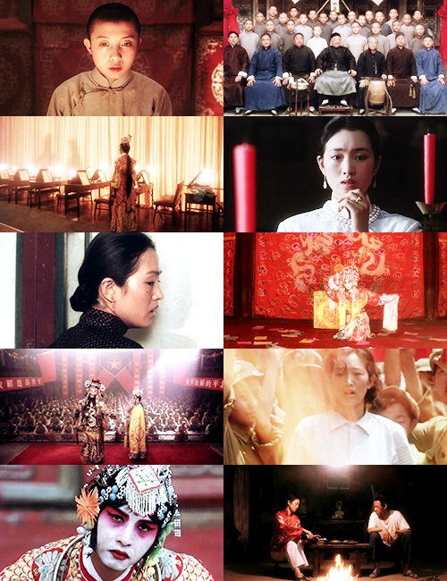 Farewell My Concubine - Cheng Kaige