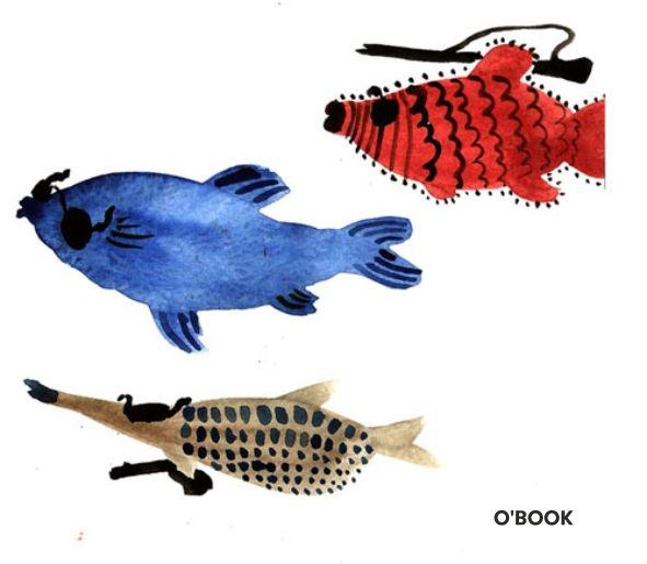 Иллюстрация к Книге Абсурда (акварель)