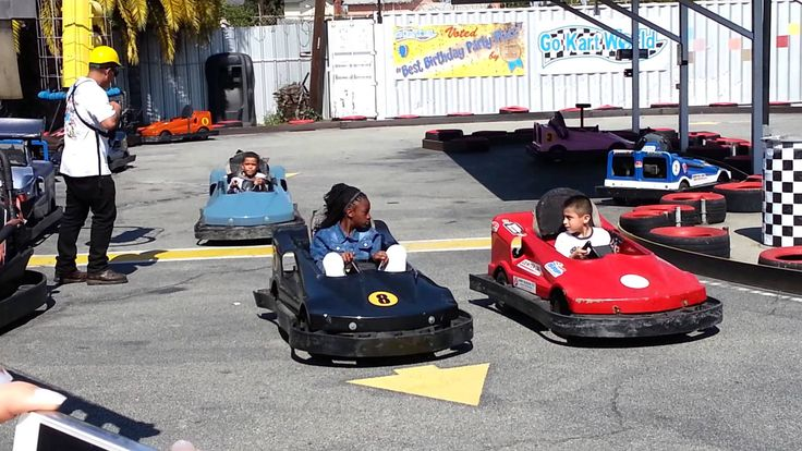 It's always a little different, racing on your hometown track. It makes it more special. See your kids racing. Gift them a premium toy like a Go-Kart. See 10 Best Go-Karts here...    https://tenbuyerguide.com/go-karts-for-kids/