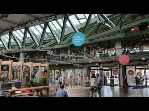 """Berlin """"BIKINI"""". Die 100-Meter-Kugelbahn von Walter Mason. Ausflüge rund um Berlin. Teil 12 (7/2017) - YouTube"""