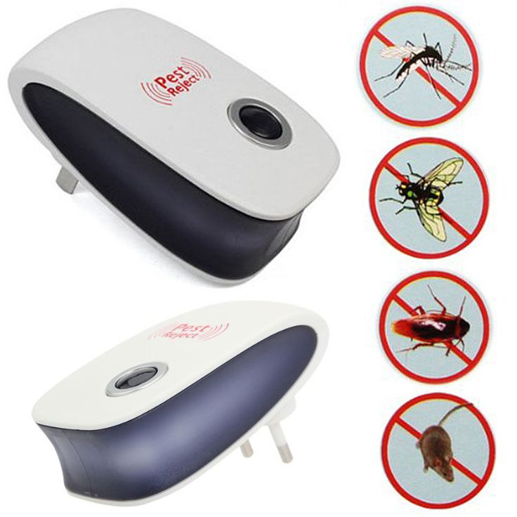 US/EU Plug Enhanced Version Electronic Ultrasonic Mosquito Repeller Mouse Repellent Cockroach Pests Reject E2shopping #clothing,#shoes,#jewelry,#women,#men,#hats,#watches,#belts,#fashion,#style