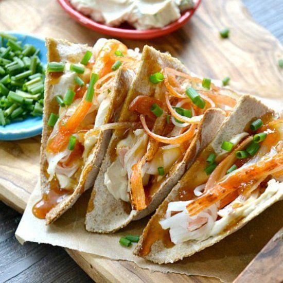 crab rangoon tacos foodgawker  imitation crab recipes seafood recipes crab rangoon