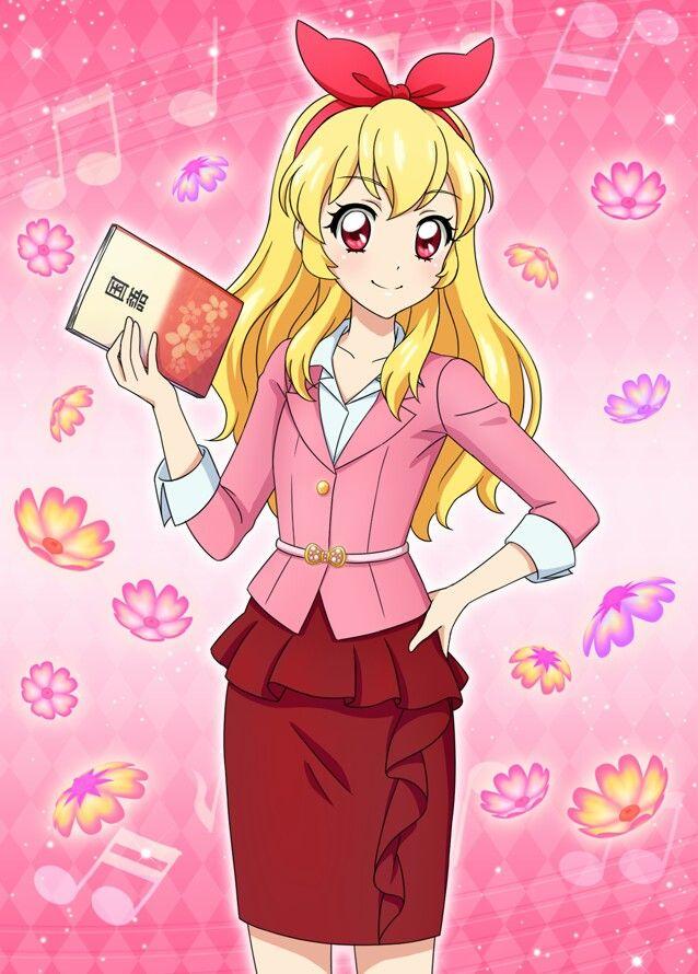 Ichigo SR13 Aikatsu Ichigo SR Pinterest Anime