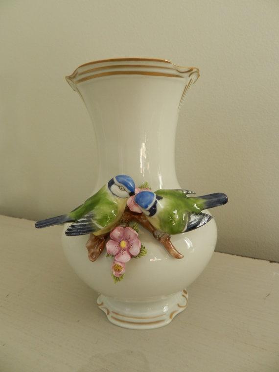 17 Best Images About Porcelain Bird Figurines On Pinterest