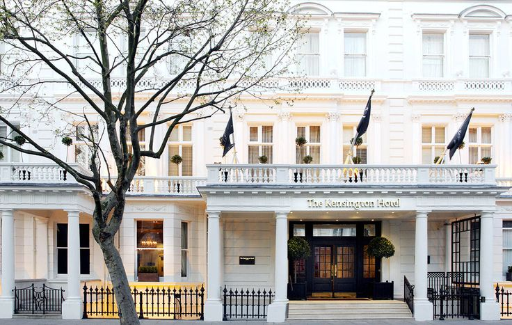 The Kensington Hotel is close to The Victoria & Albert Museum, the Royal Albert Hall and The Natural History Museum #london #england