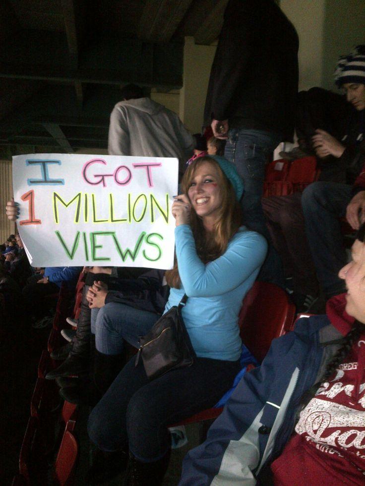 1 Million Views...
