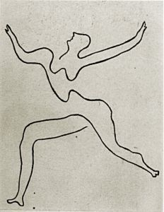 Picasso Line Drawings | this reminds me of Warrior II #tattooidea                                                                                                                                                     More