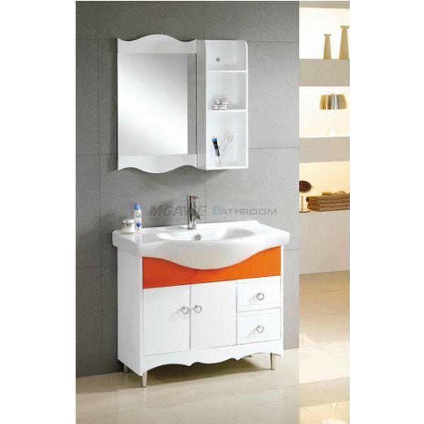 Best 25 cheap bathroom flooring ideas on pinterest - Reasonably priced bathroom vanities ...