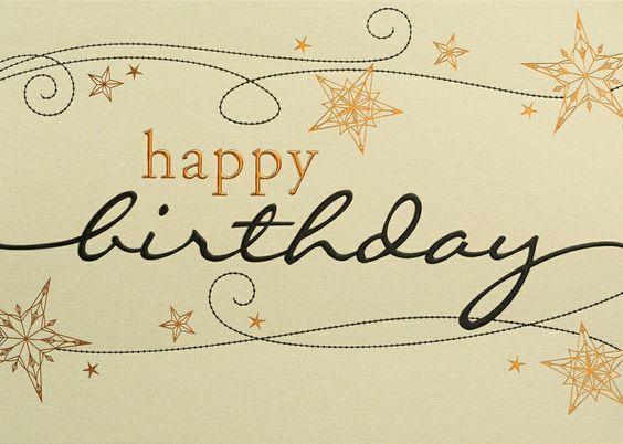 Happy Birthday o.k. for man