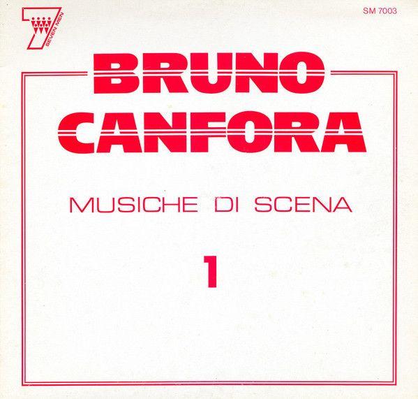 Bruno Canfora - Musiche Di Scena N. 1 (Vinyl, LP) at Discogs