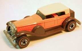 Vintage Hot Wheels Redline 31 Doozie