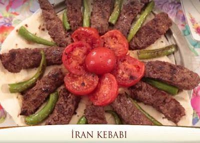 İran Kebabı | Nurselin Mutfağı Yemek Tarifleri