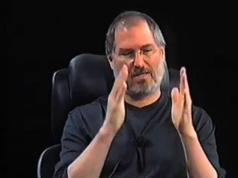 Steve Jobs in 2003, at the first D All Things Digital Conference There's lots of video of the late Steve Jobs, primarily from his famous introductions of App...