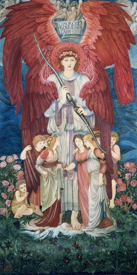 Love Edward Burne-Jones