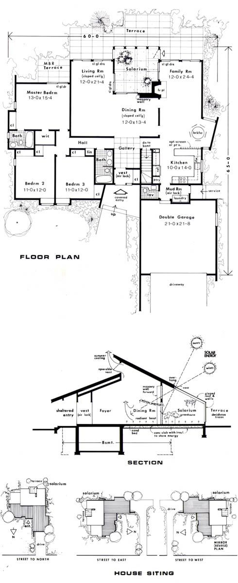 17 best ideas about passive solar homes on pinterest for Passive house floor plans
