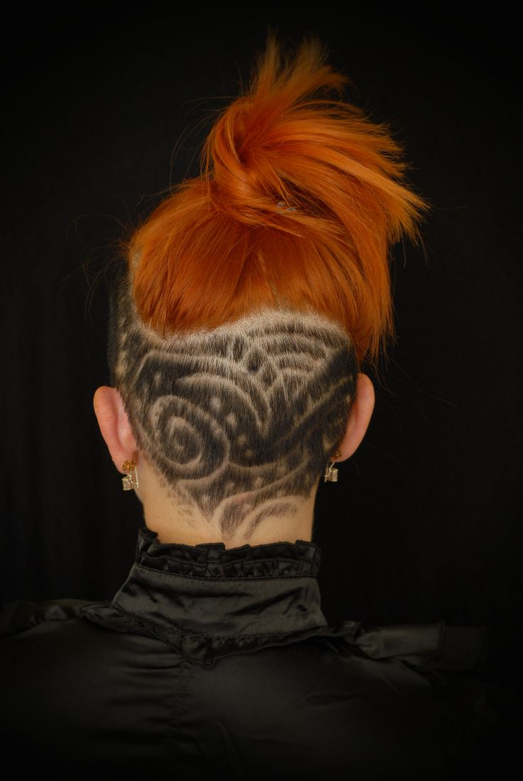 Best images about hair tattoo on pinterest side shave