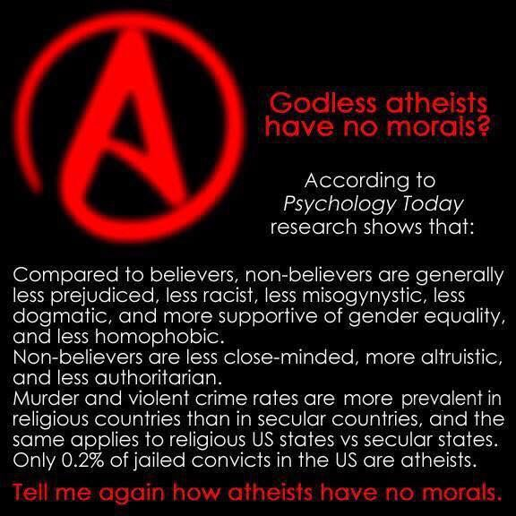 Its not that its just the religious are persecuted for their beliefs do you research before making a pin you trash