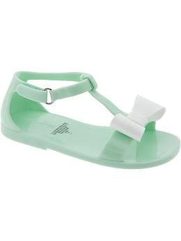 Old Navy Jelly Shoes For Babies