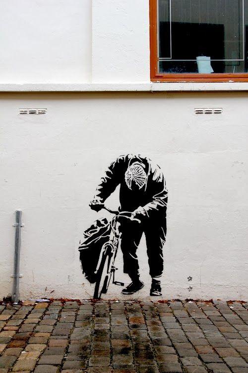 Herr Bergen aka Otto, by Argus in Bergen, Norway