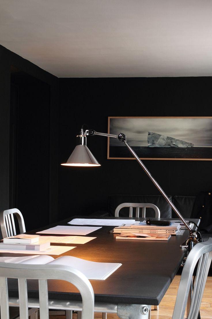 Designer Melbourne Bureau Lampe Noir Bureau Lampe Burolampe