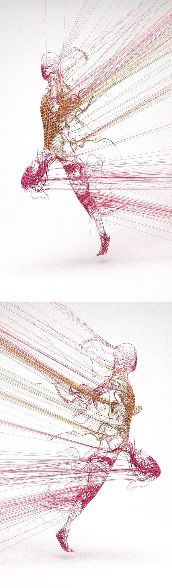 Nike Flyknit 2012 by deskriptiv _, via Behance