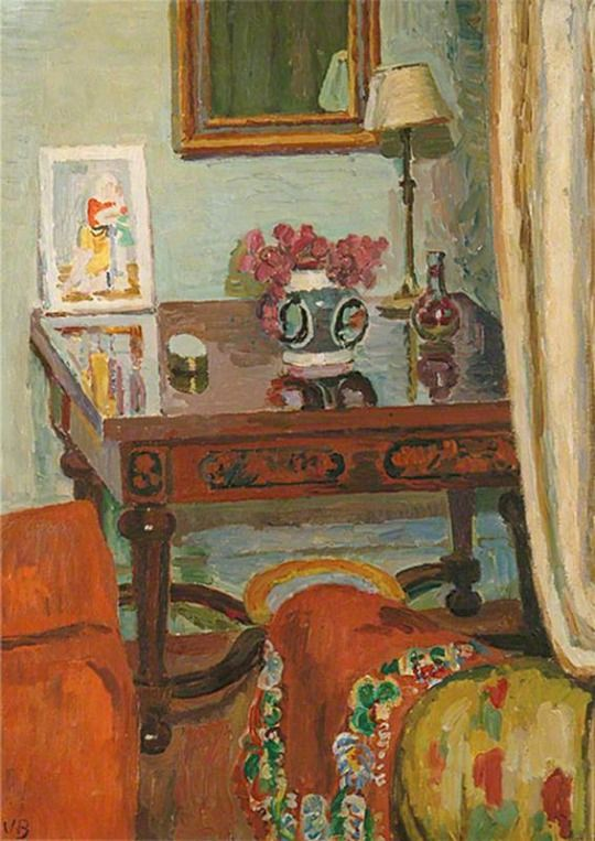 Fitzroy Street  -  Vanessa Bell  British 1879-1961