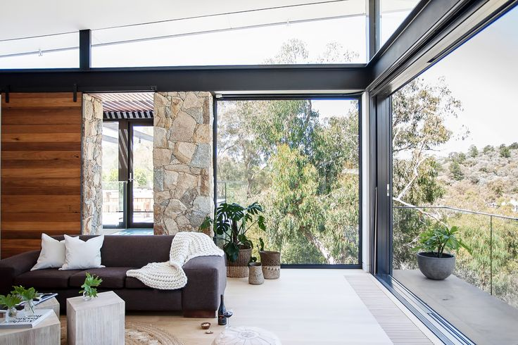 Gallery of Warrandyte House / Alexandra Buchanan Architecture - 13// Yes yes yes❤️