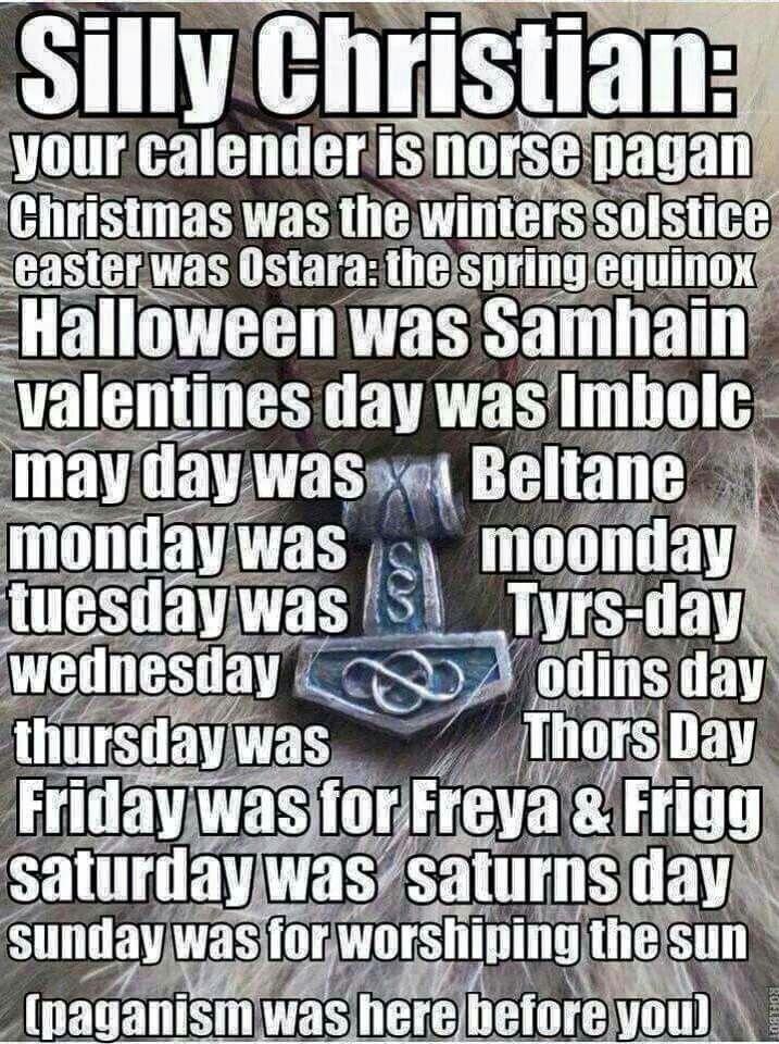 Catholic dating a Pagan