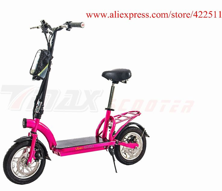 2016 New 300W 36V Hub-motor Electric Scooter/Bicycle 10AH Lithium Battery 2 Wheel Foldable Electric Scooter with Seat <3 This is an AliExpress affiliate pin.  Click the image to find out more on AliExpress website