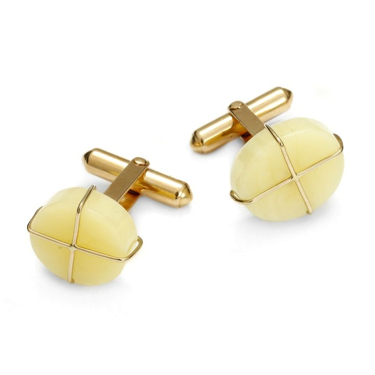 GEOAmber Earings Authentic Polish Amber. 14K Gold.