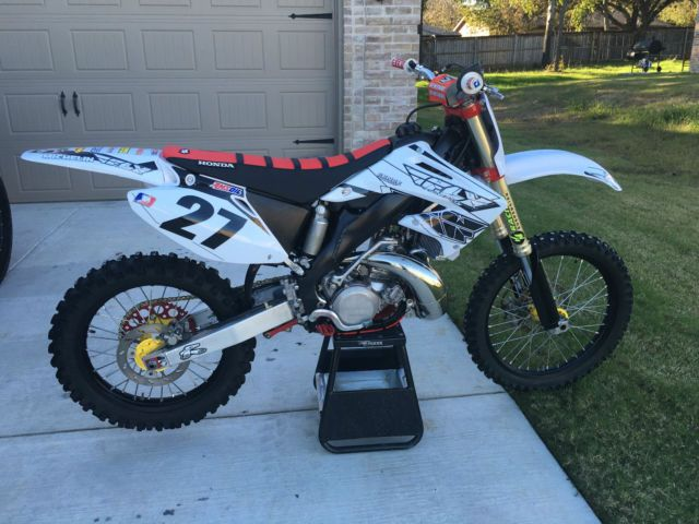 Honda CR250R Race Bike for sale in Fort Worth, Texas, United States