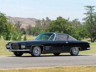 Chrysler Ghia L6.4 Coupé – 1962